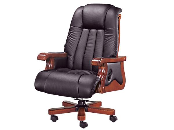 牛皮班椅-BGY04