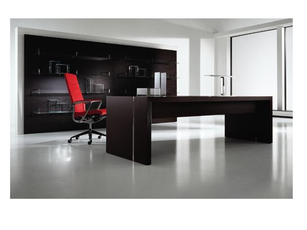 实木办公桌-BT10