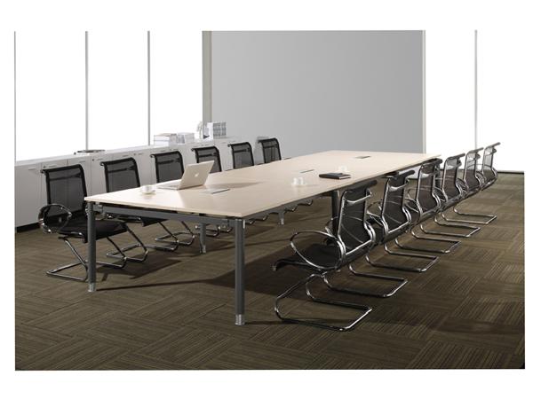 板木会议桌-HYZ21