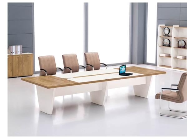 板木会议桌-HYZ11
