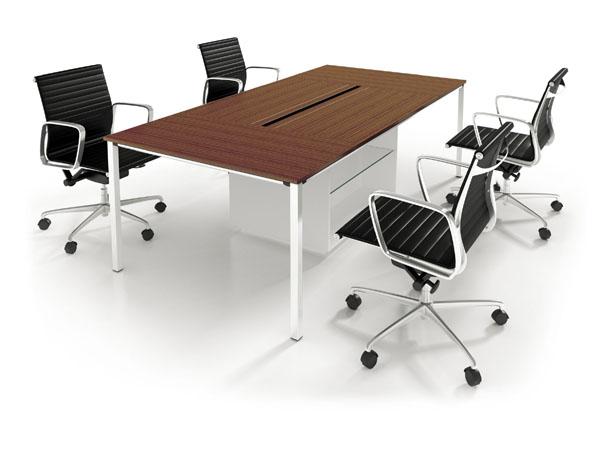 板木会议桌-HYZ09