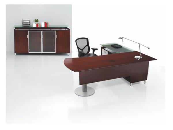 实木办公桌-BT25