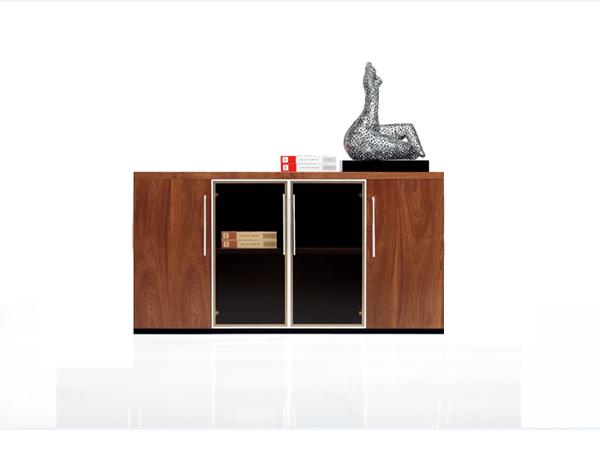 实木文件柜-WJG01