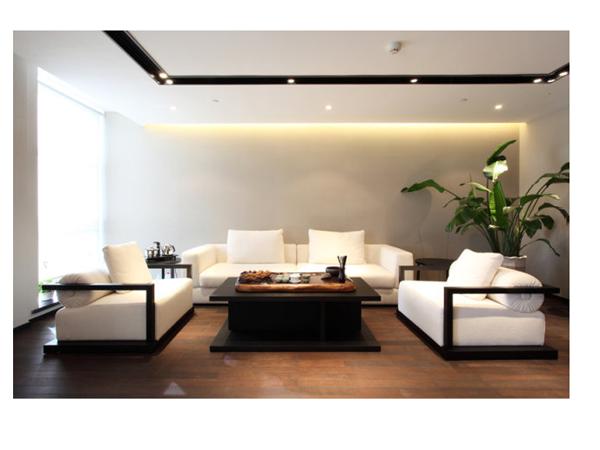 实木沙发-BGSF01