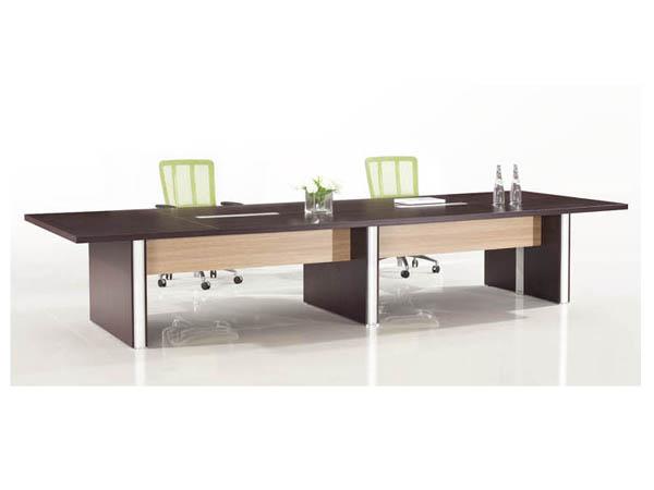 板木会议桌-HYZ08