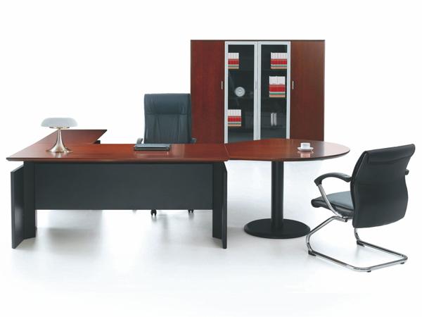 实木办公桌-BT08