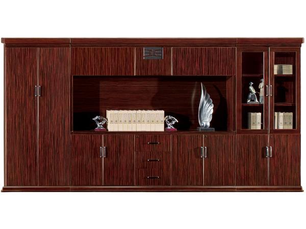 实木文件柜-WJG15