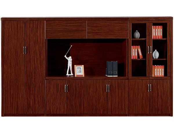 实木文件柜-WJG16