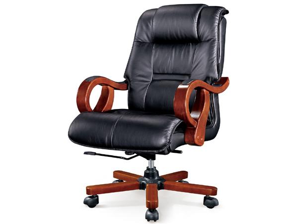 牛皮班椅-BGY26
