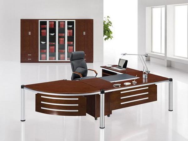 实木办公桌-BT49