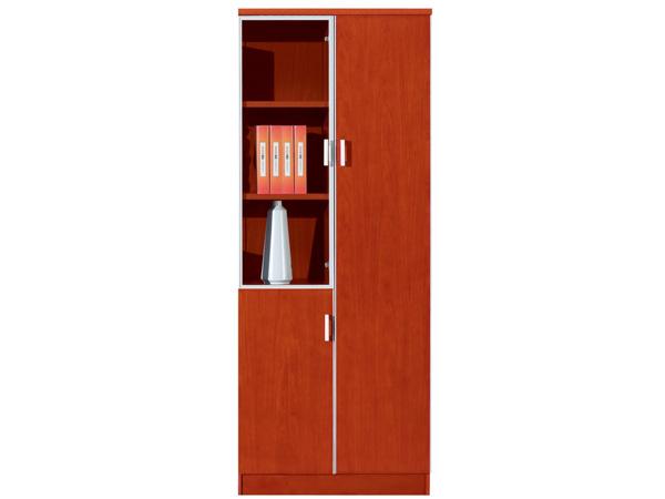实木文件柜-WJG17