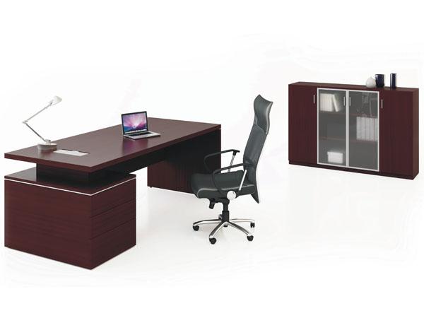 实木办公桌-BT61
