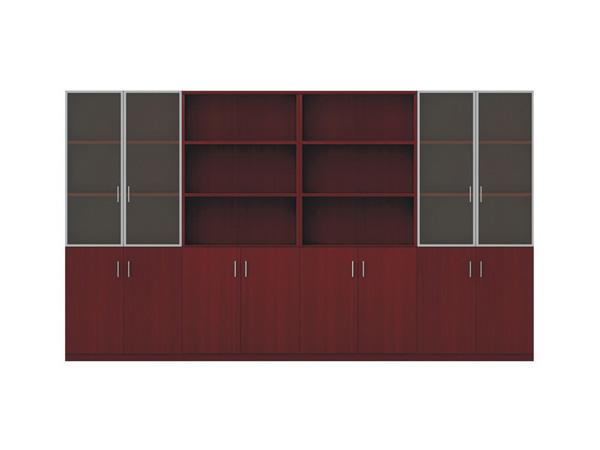 实木文件柜-WJG33