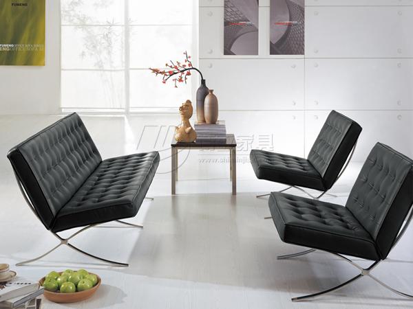 办公沙发-BGSF08