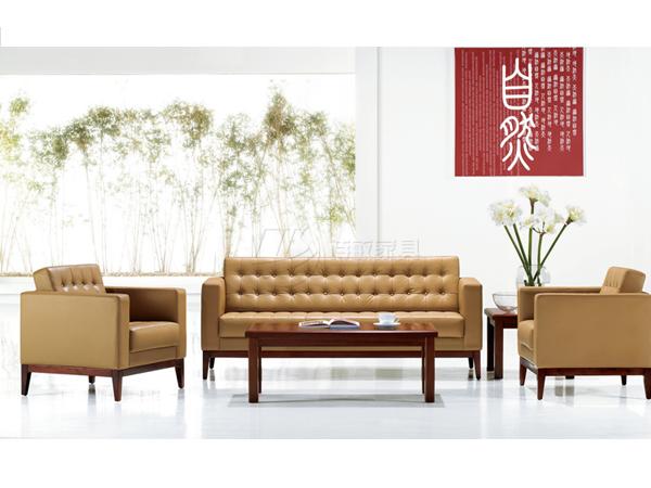 实木沙发-BGSF39