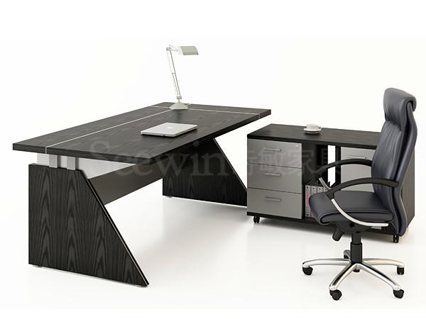实木办公桌-BT07