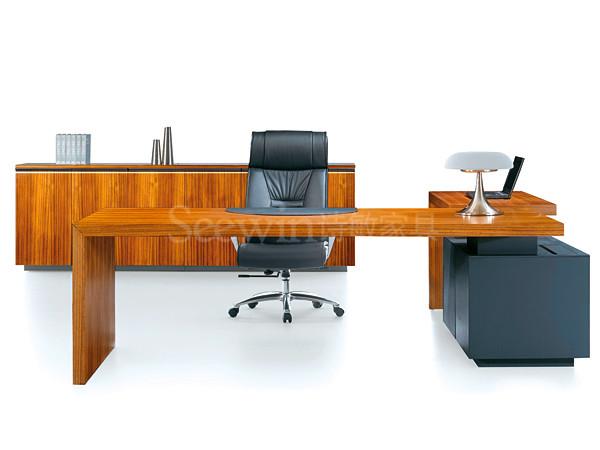 实木办公桌-BT40