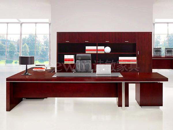 实木办公桌-BT19