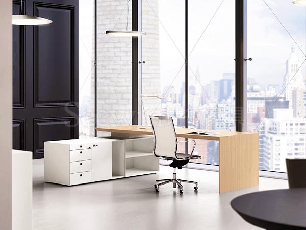 实木办公桌-BT47