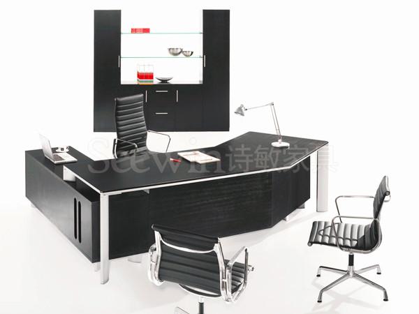 实木办公桌-BT63