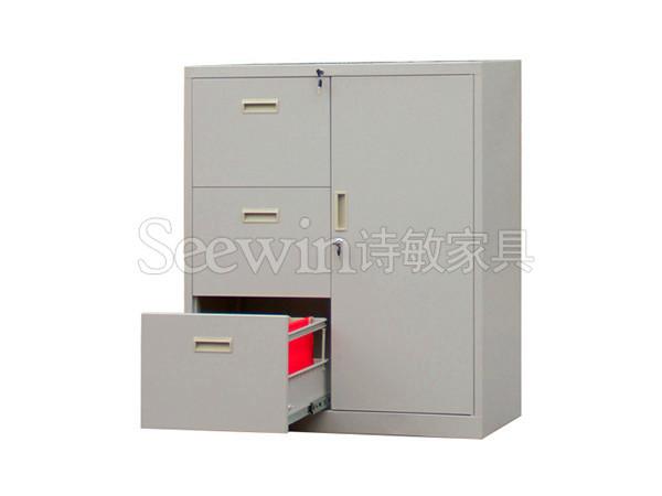钢制文件柜-WJG21