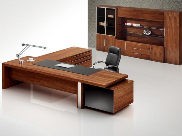 实木办公桌-BT04