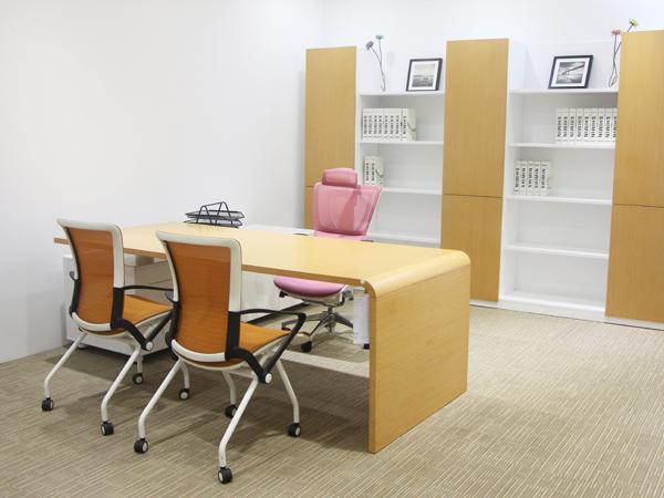 油漆办公桌-BT55