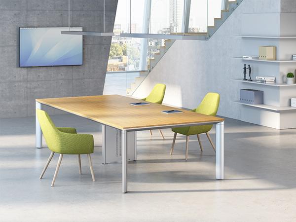实木会议桌-HYZ08