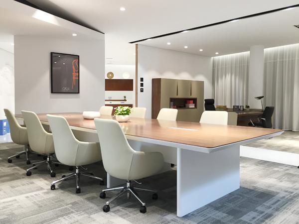 实木会议桌-HYZ12