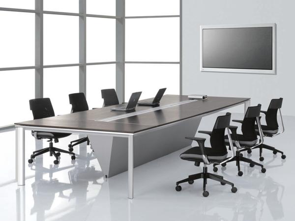 板式会议桌-HYZ20