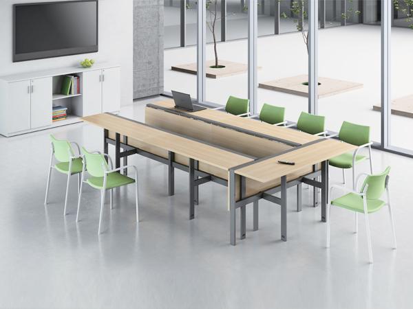 培训桌-HYZ04