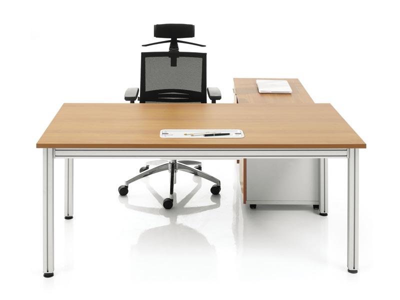 板式办公桌-BT04