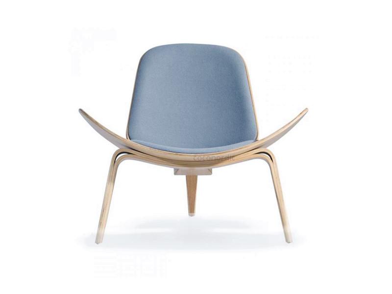 实木休闲椅-LC01