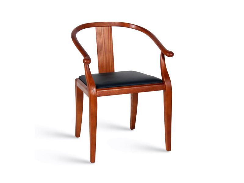 实木休闲椅-LC02