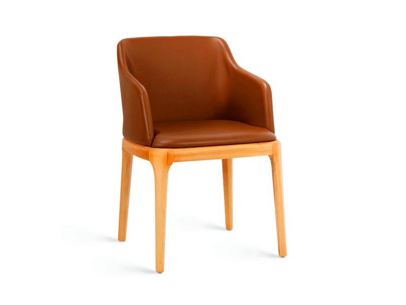 实木休闲椅-LC05