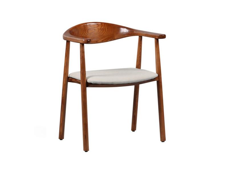 实木休闲椅-LC06