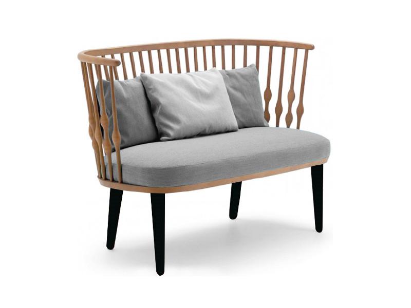 实木休闲椅-LC07