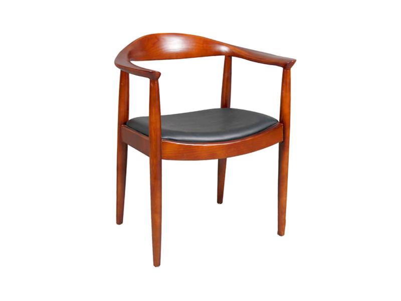 实木休闲椅-LC14