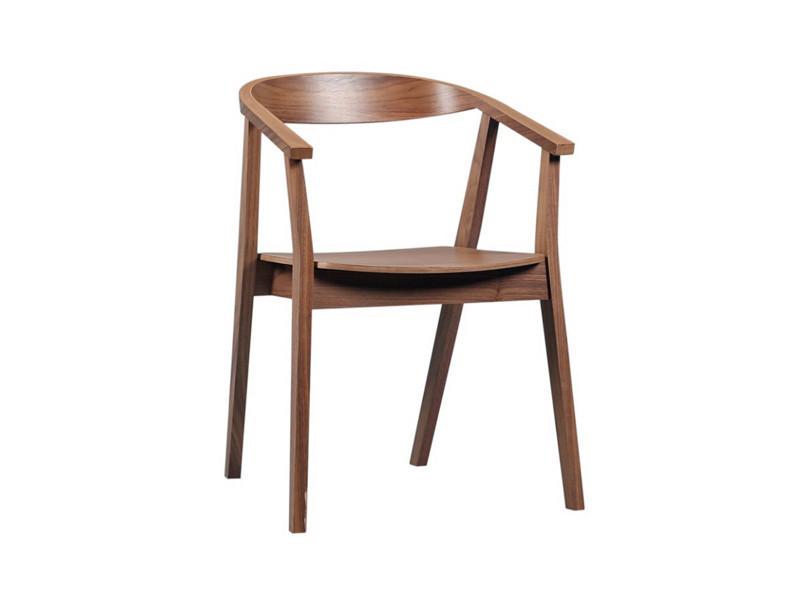 实木休闲椅-LC16