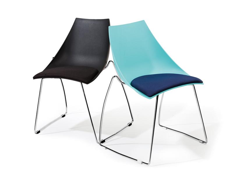 塑料休闲椅-LC01