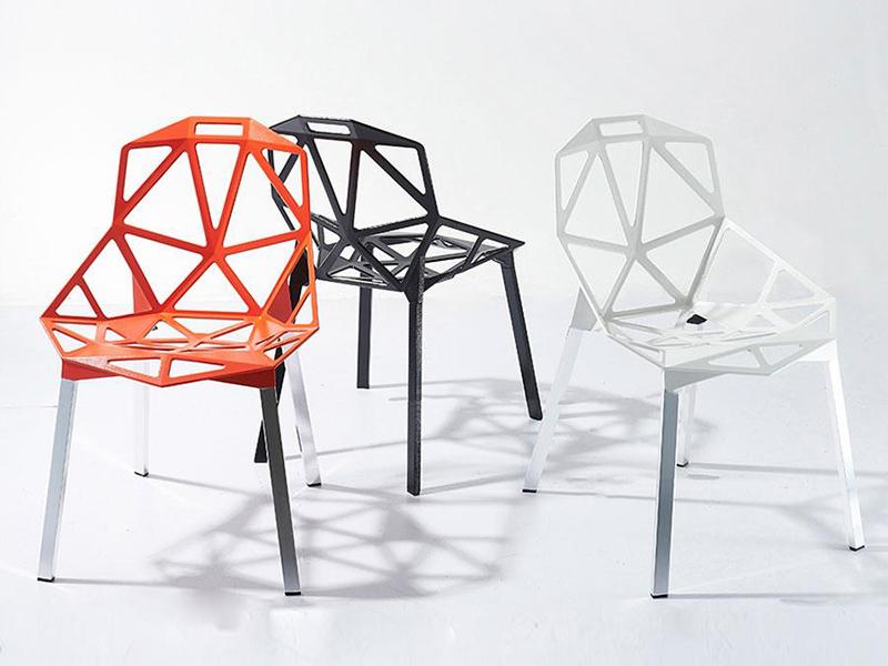 塑料休闲椅-LC03