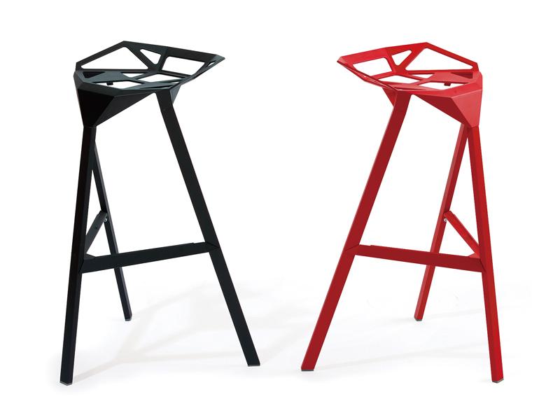 塑料休闲椅-LC04