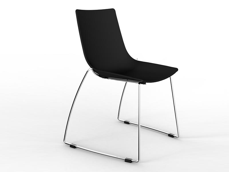 塑料休闲椅-LC10