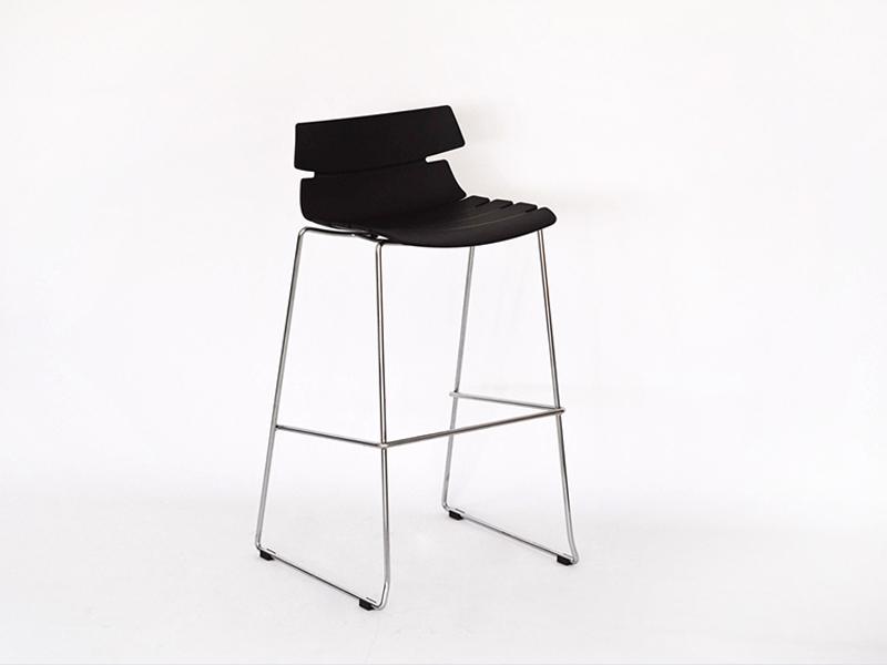 塑料休闲椅-LC14