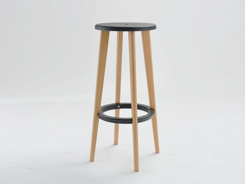 塑料休闲椅-LC27