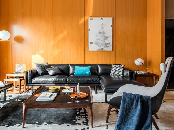 休闲沙发-BGSF45